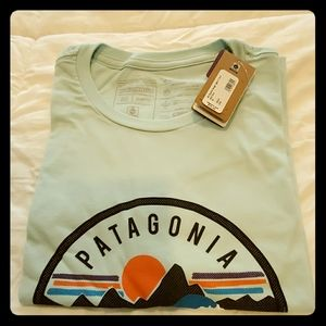 Patagonia t-shirt brand new with tags